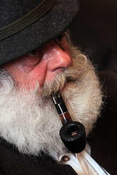 Конкурс бородачей и усачей.Фото:Johannes Simon /Getty Images