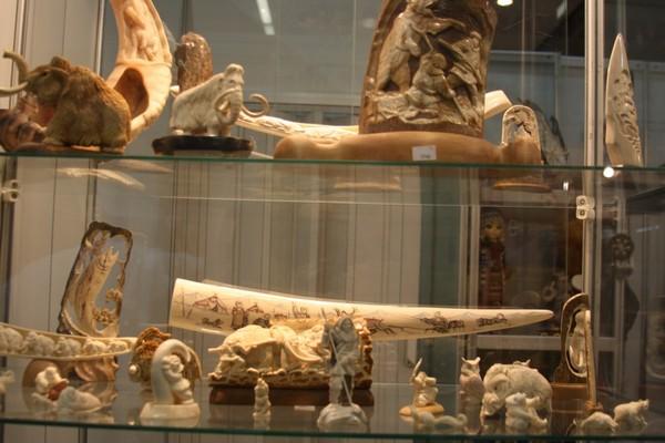 С 15 по 19 апреля 2010 года в павильоне № 69 Всероссийского Выставочного Центра в Москве проходила V Выставка-Ярмарка народных мастеров и художников России