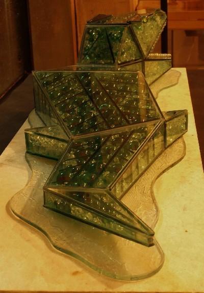 Выставка стекла в Иерусалиме. Фото: Хава ТОР /Великая Эпоха