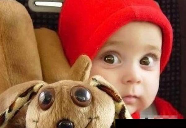 Детские эмоции на фотографиях. Фото с .kanzhongguo.com