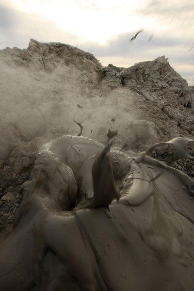 Признаки возможного землетрясения. Сан Анреас, Калифорния.  Фото: David McNew/Getty Images