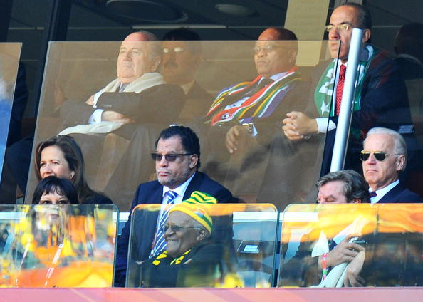 Открытие Чемпионата мира по футболу. Фоторепортаж. Фото: ALEXANDER JOE/AFP/Getty Images