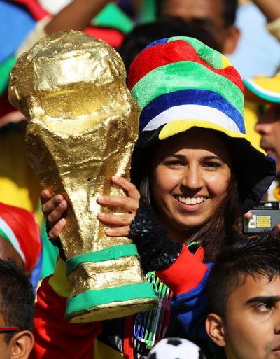 Открытие Чемпионата мира по футболу. Фоторепортаж. Фото: Clive Rose/Getty Images