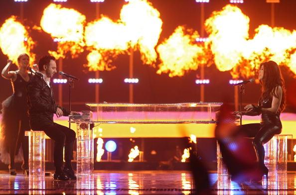 Финал «Евровидения-2010». В Финальном конкурсе выступили представители 25 стран. Фоторепортаж.  Фото: Rolf Klatt/Getty Images