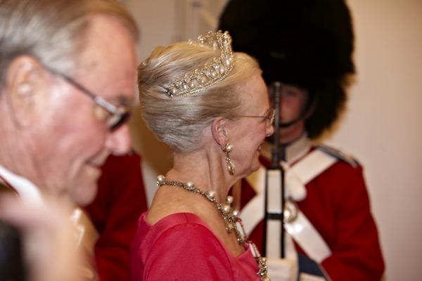 Королева Дании Маргрете II  празднует свой 70-летний юбилей. Фоторепортаж. Фото: Schiller Graphics/Getty Images