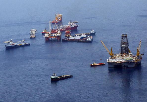 Экологическая катастрофа. Разлив нефти в Мексиканском заливе называют «американским Чернобылем». Фоторепортаж. Фото: Win McNamee/Getty Images