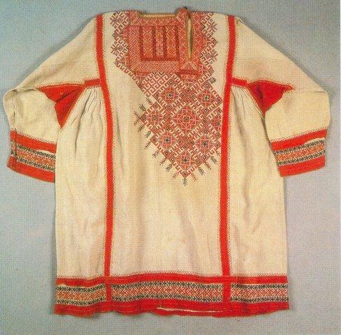Традиционные русские наряды. Фото:  lh5.ggpht.com