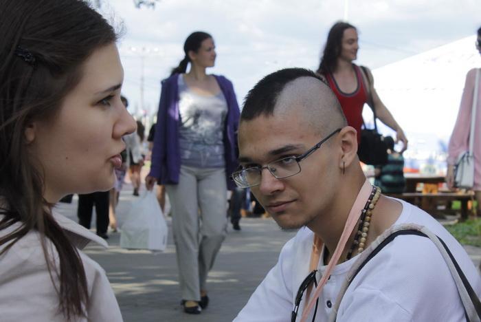 Участники фестиваля. Фото: Николай Карпов/Великая Эпоха (TheEpochTimes)