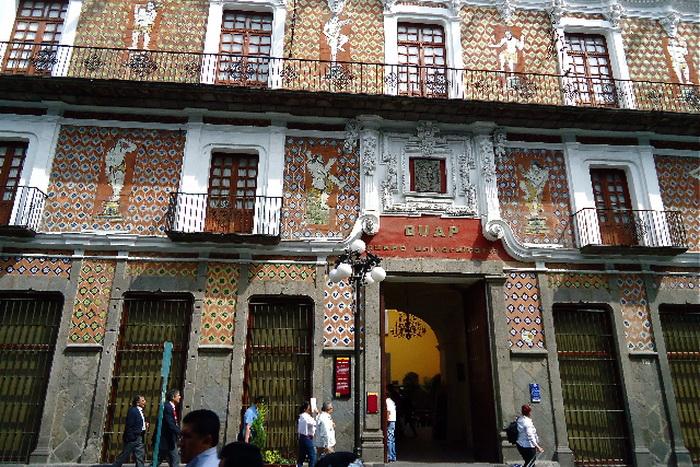 Талавера, фасад  Casa de los Munecos (Дом кукол). Фото: Сьюзен Джеймс