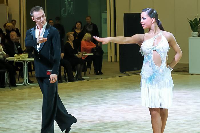 Международные соревнования по спортивным бальным танцам «Россия–2013». Фото: Юлия Карпова/Великая Эпоха (TheEpochTimes)