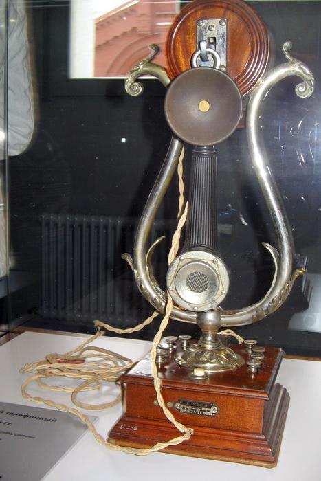 Оригинальная модель аппарата, который использовал Белл. Фото: Татьяна Петрова/Великая Эпоха (The Epoch Times)