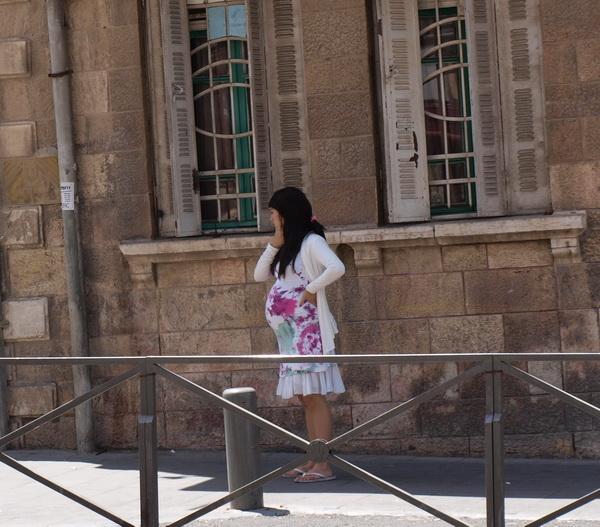 Прогулка по будничному Иерусалиму. Фото: Хава ТОР/Великая Эпоха