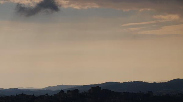 Хамсин в горах. Фото-Стихо-Творения. Фото: Хава ТОР/Великая Эпоха