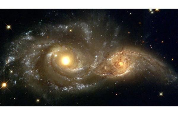 Красота иных миров. Фото: NASA