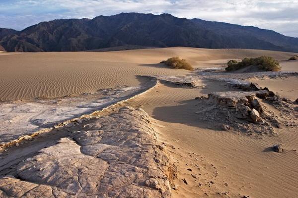 21.Долина смерти. Фото: Джейсон Сэмпсон
