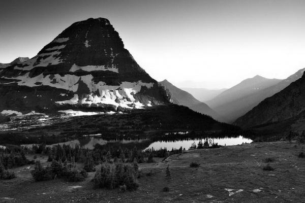 Перевал Логан. Этот снимок напоминает кадры из фильма