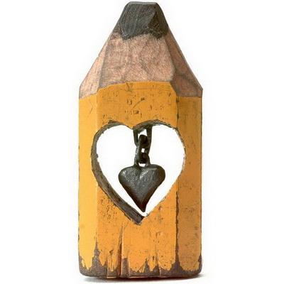 Умение точить карандаши - тоже искусство. Мягкий и податливый грифель преображается в руках настоящего мастера. Фото с сайта: 360doc.com