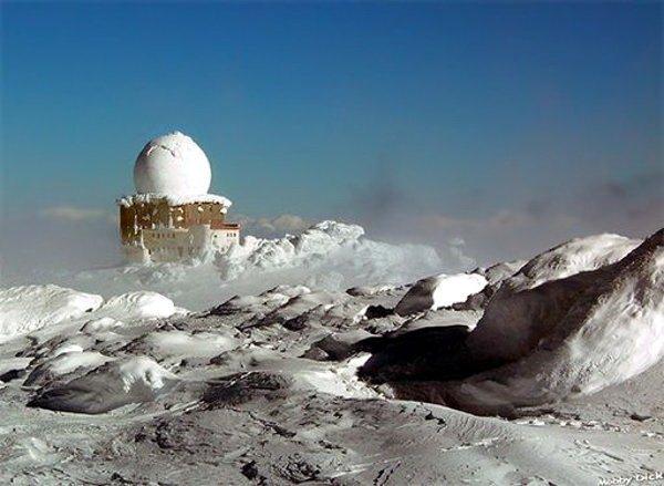 Метеорологическая станция. Витоша. Фото: vidpochivay.com