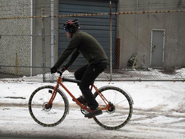 Велосипеды рулят. Фото с сайта: since1984.cn