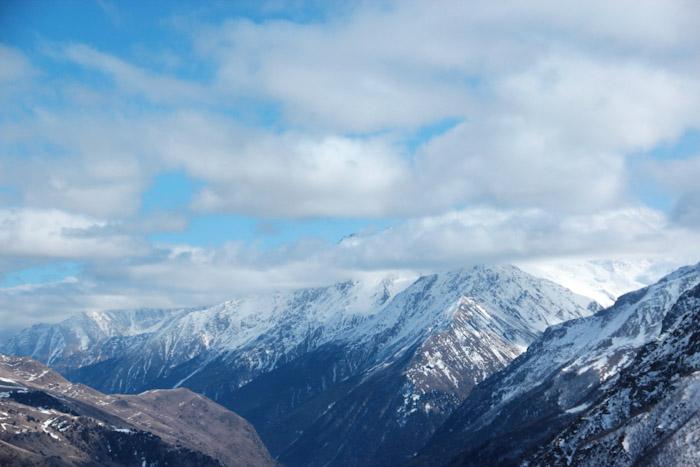 Природный парк «Приэльбрусье» – Чегет. Фото: Александр Трушников/Великая Эпоха (The Epoch Times)