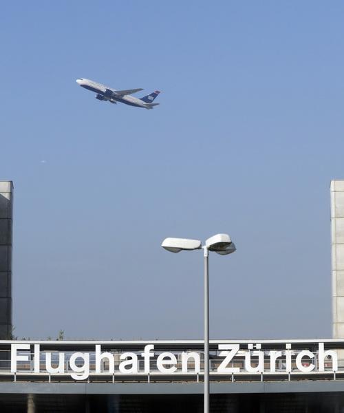Аэропорт Цюрих. Фото: SEBASTIEN BOZON/AFP/Getty Images