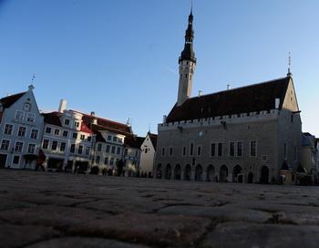 Эстония. Таллин. Фото: jemis Medonald/Getty Images