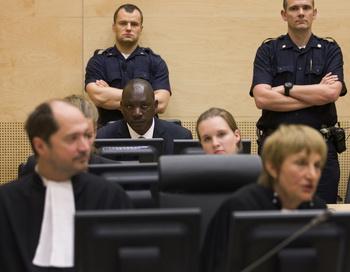 Бывший предводитель конголезских повстанцев Лубанга в июле был осужден МУС в Гааге на 14 лет тюремного заключения за рекрутство сотен солдат-детей. Фото: AFP/Getty Images