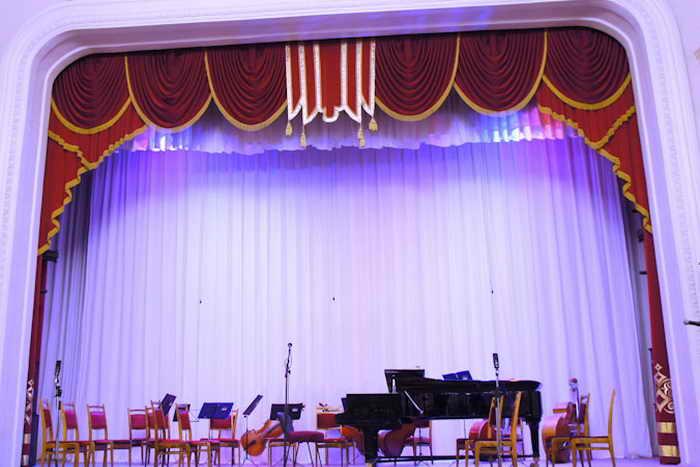 Концерт детской филармонии «ЕЁ ВЕЛИЧЕСТВО — СКРИПКА!» прошёл в Новороссийске. Фото: Андрей Михайловский/Великая Эпоха (The Epoch Times)