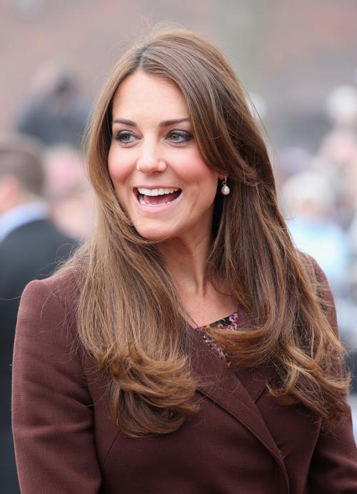 Герцогиня Кембриджская Кетрин посетила Гримсби. Фото: Chris Jackson/Getty Images