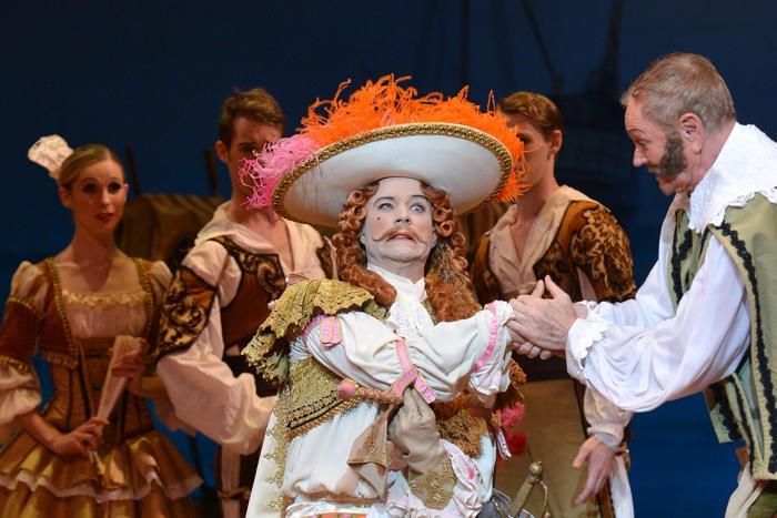 В Мельбурне стартовал балет «Дон Кихот». Фото: Vince Caligiuri/Getty Images