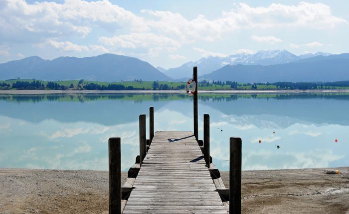 Весенняя погода в Баварии. Фото: Lennart Preiss/Getty Images