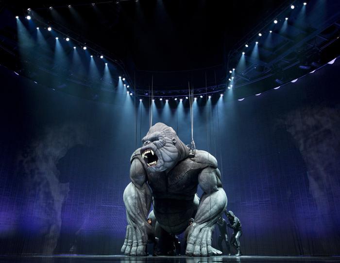 Презентация мьюзикла «Кинг-Конг» состоялась в Мельбурне. Фото: Quinn Rooney/Getty Images