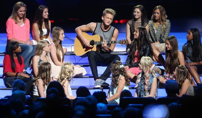 Коди Симпсон на вручении премии Radio Disney Music Awards 2013. Фото: Frederick M. Brown/Getty Images