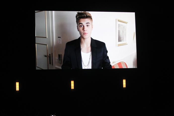 Джастин Бибер на вручении премии Radio Disney Music Awards 2013. Фото: Frederick M. Brown/Getty Images