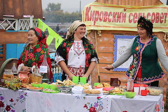 Выставка-конкурс плодов и овощей «Чир-тамах пайы». Фото: Иван Чанков