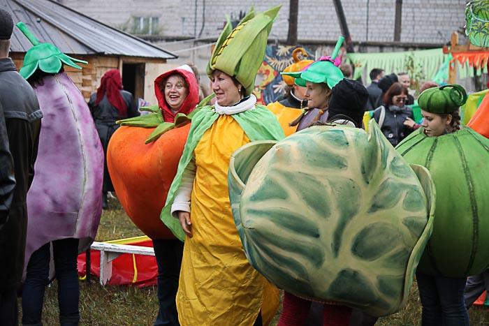 Праздник урожая. Фото: Иван Чанков
