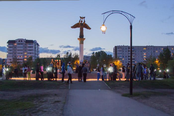 Акция против абортов. Фото: Сергей Тугужеков/Великая Эпоха (The Epoch Times)