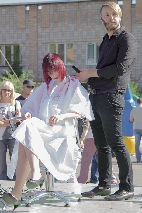 Фестиваль «Hair – show». Фото: Сергей Тугужеков/Великая Эпоха (The Epoch Times)