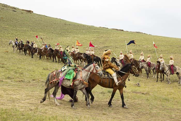 … они отправились в далекий путь. Фото: Сергей Тугужеков/Великая Эпоха (The Epoch Times)