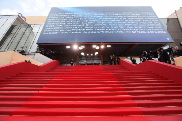 Фестивальный дворец - место проведения Каннского кинофестиваля. Фото: Ian Gavan/Getty Images
