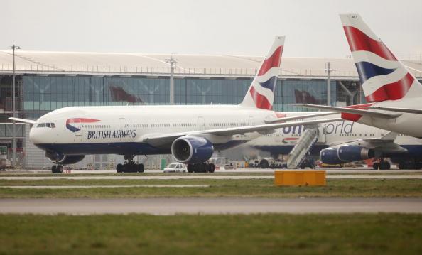 Забастовка персонала авиакомпании British Airways. Фото: Oli Scarff/Getty Images