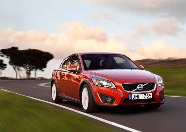 Новый Volvo C30 спорт-купе. Фото предоставлено пресс-службой Volvo Cars Russia
