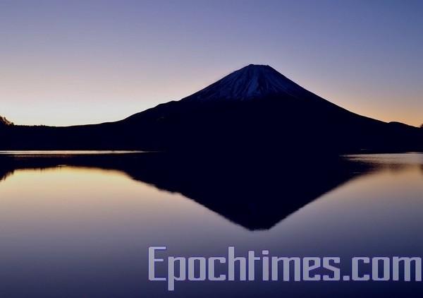Новогодний рассвет на горе Фудзияма. Фото: ZHANGHAO/DEYONG/Великая Эпоха