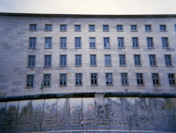 Берлинская стена. Фото: Валерий Хач / AFP / Getty Images