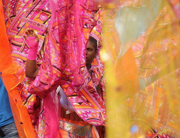 Фоторепортаж о карнавале в Лондонском Хоттинг-Хилле. Фото: Oli Scarff/Getty Images