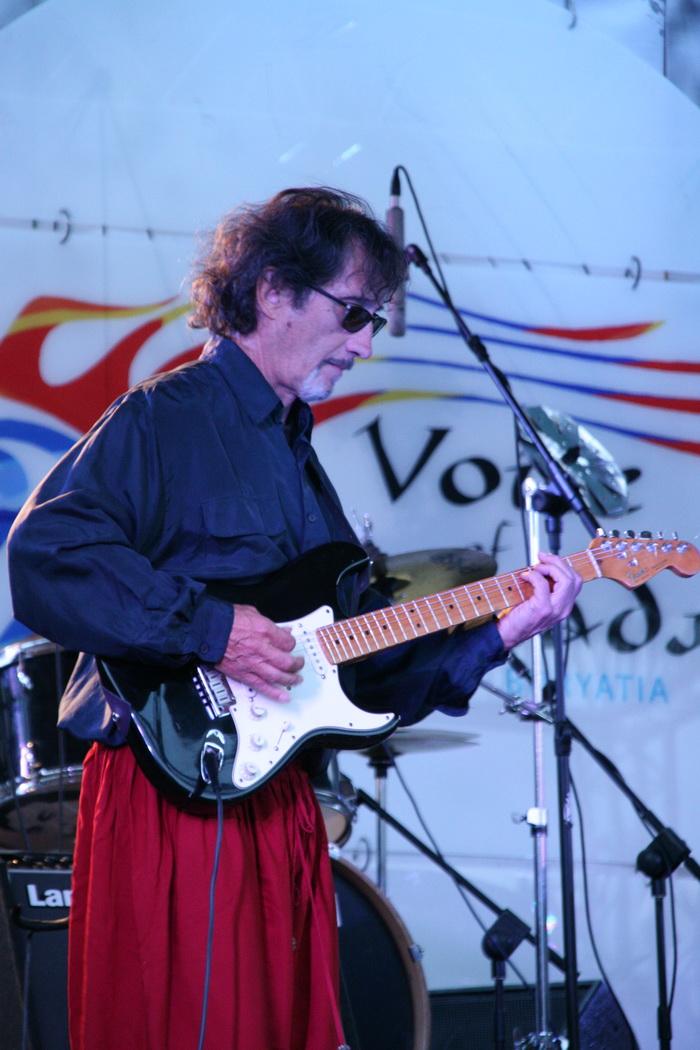 IV Международный музыкальный фестиваль «Голос кочевников» в  Улан-Удэ. Французско-бурятское трио