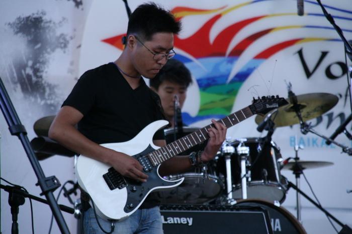 IV Международный музыкальный фестиваль «Голос кочевников» в  Улан-Удэ. Группа «Урагшаа». Фото: Доржи Гомбоев/Великая Эпоха (The Epoch Times)