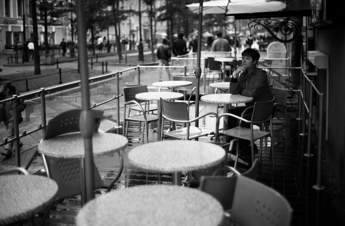 Город, «нарисованный» фотохудожником. Фото: Антон Вершовский