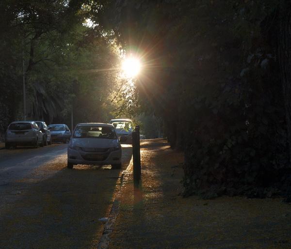 И снова закат. Фото: Хава ТОР/Великая Эпоха