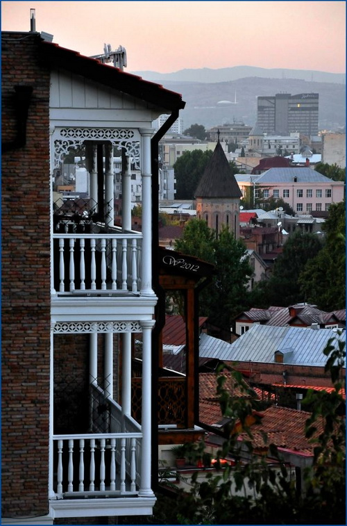 Грузия. Фото: Владимир Валишвили